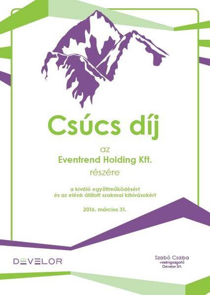 csucs-dij-eventrend-holding